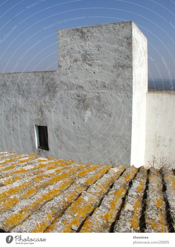 Über den Dächern I Ferien & Urlaub & Reisen Architektur Europa Dach Spanien Andalusien Costa de la Luz