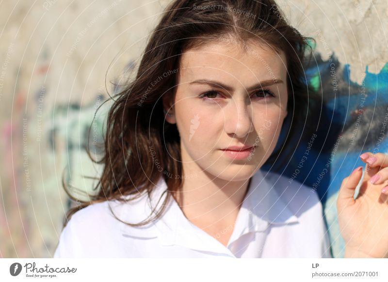 dieser Blick Lifestyle elegant Stil schön Haare & Frisuren Gesicht Maniküre Kosmetik Schminke Wellness Leben harmonisch Wohlgefühl Zufriedenheit Sinnesorgane