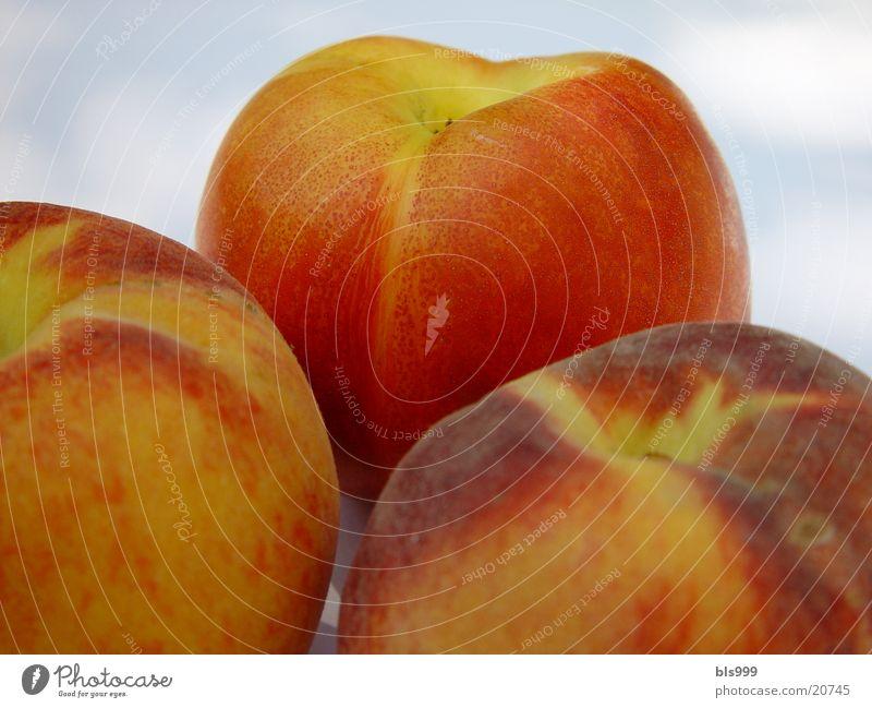 Pfirsiche und Nektarinen Vitamin Gesundheit Frucht