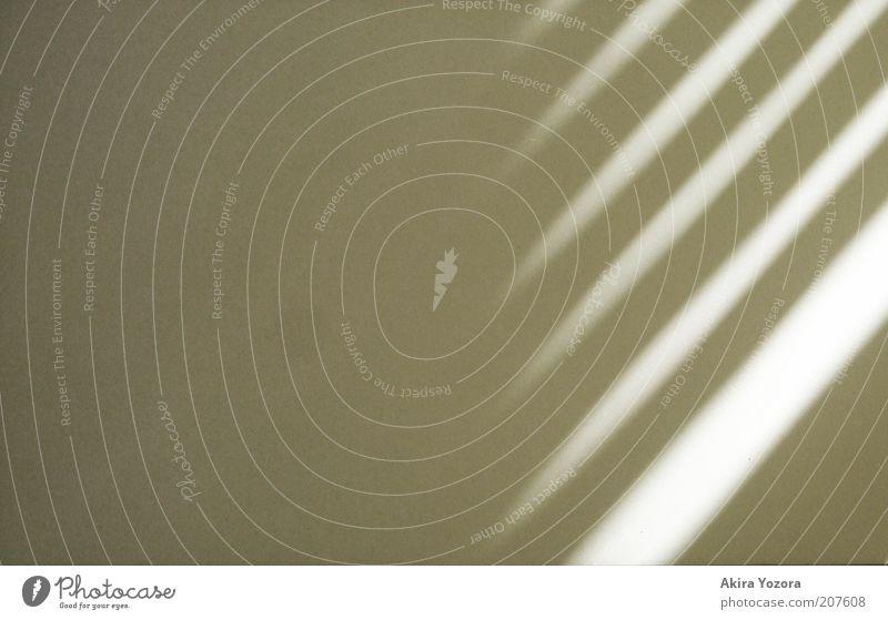 Lichtstreifen weiß Wand Hintergrundbild ästhetisch Streifen diagonal Lichtspiel gestreift Schattenspiel Lichteinfall Lichtschein Streiflicht Sonneneinwirkung