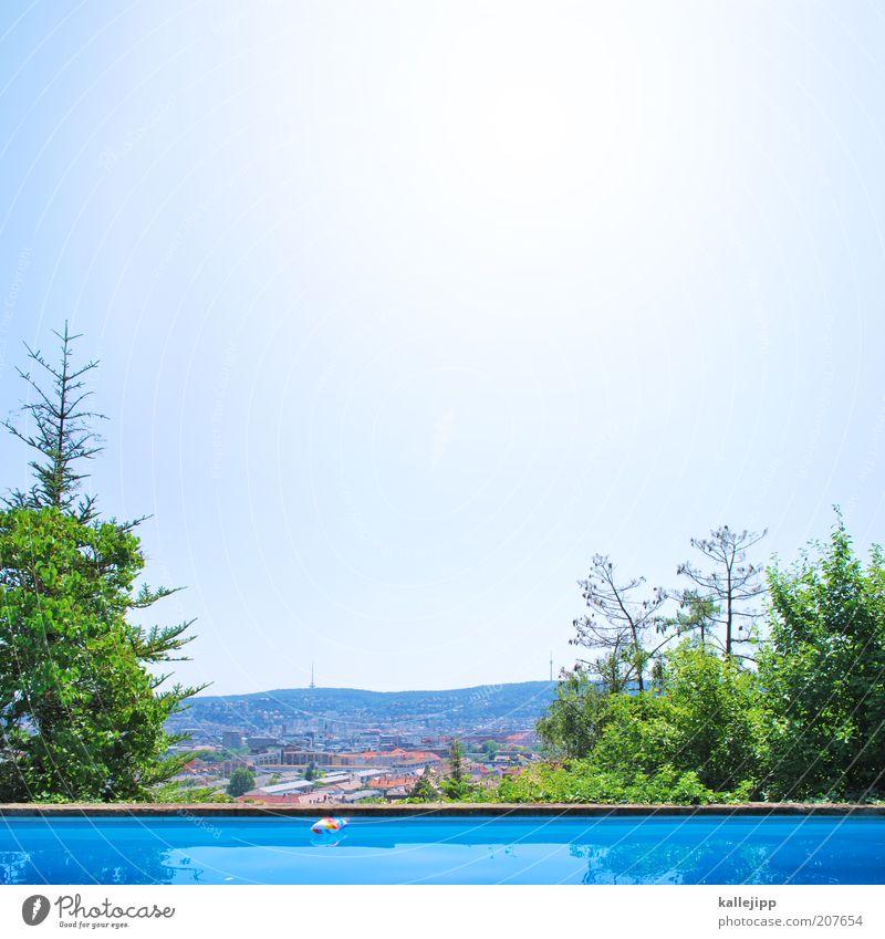 killesberg baby - ich bin aus heslach Sonne Sommer Ferien & Urlaub & Reisen ruhig Ferne Leben Stil Garten elegant Lifestyle Wellness Tourismus Schwimmbad
