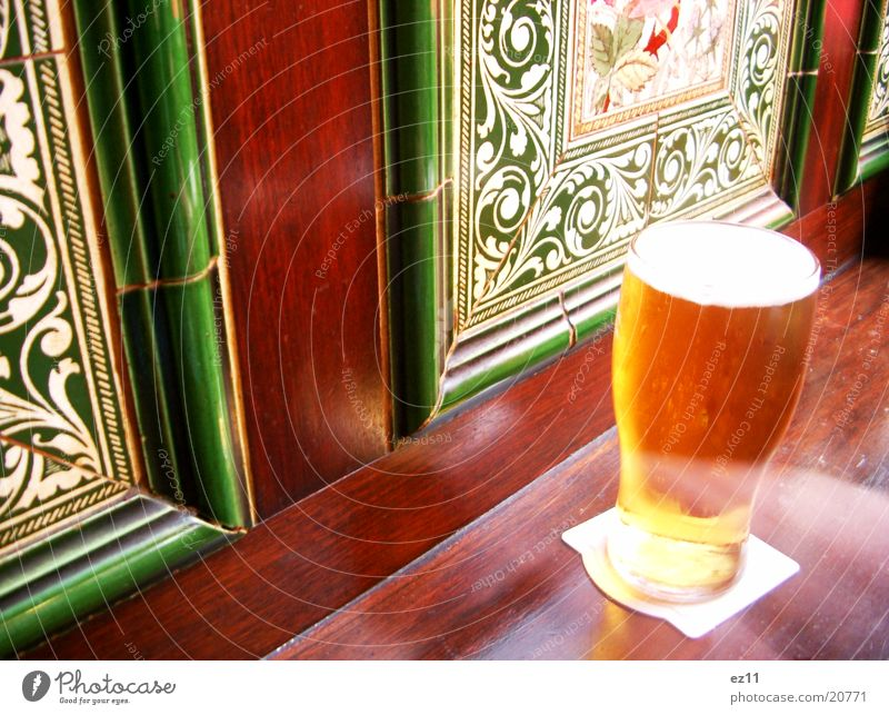 Pubculture Bier Alkohol Theke Lager Republik Irland Dublin