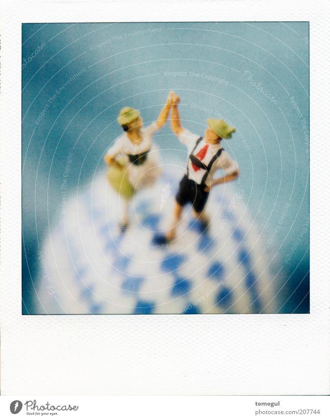 Bet you Look Good on the Dance Floor Vol. 2 Freude Leben Gefühle Glück Paar Zusammensein Tanzen Fröhlichkeit Tanzveranstaltung Feste & Feiern Polaroid Romantik Kultur Kitsch berühren Deutschland