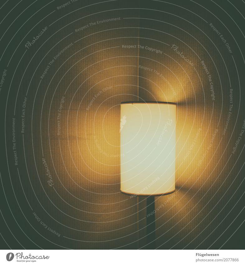 Let your light shine! Lifestyle Freizeit & Hobby Häusliches Leben Wohnung Innenarchitektur Dekoration & Verzierung Lampe leuchten Lampenschirm Lampenlicht