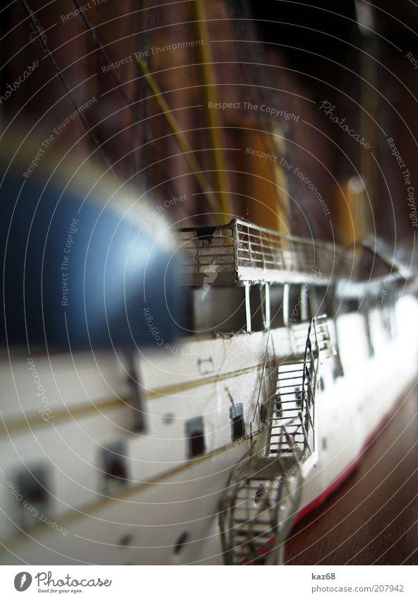 Kaiserkahn schön Wasserfahrzeug ästhetisch Spielzeug Reichtum Schifffahrt Museum Personenverkehr Ausstellung Jacht Kreuzfahrt Verkehrsmittel Reling Dekadenz Modellbau Passagierschiff