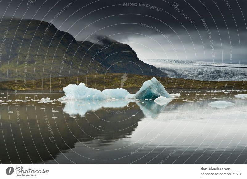 Badehose dabei ?? Himmel Natur Wasser Ferien & Urlaub & Reisen Ferne Freiheit Berge u. Gebirge Landschaft Umwelt Eis Klima natürlich bedrohlich fantastisch