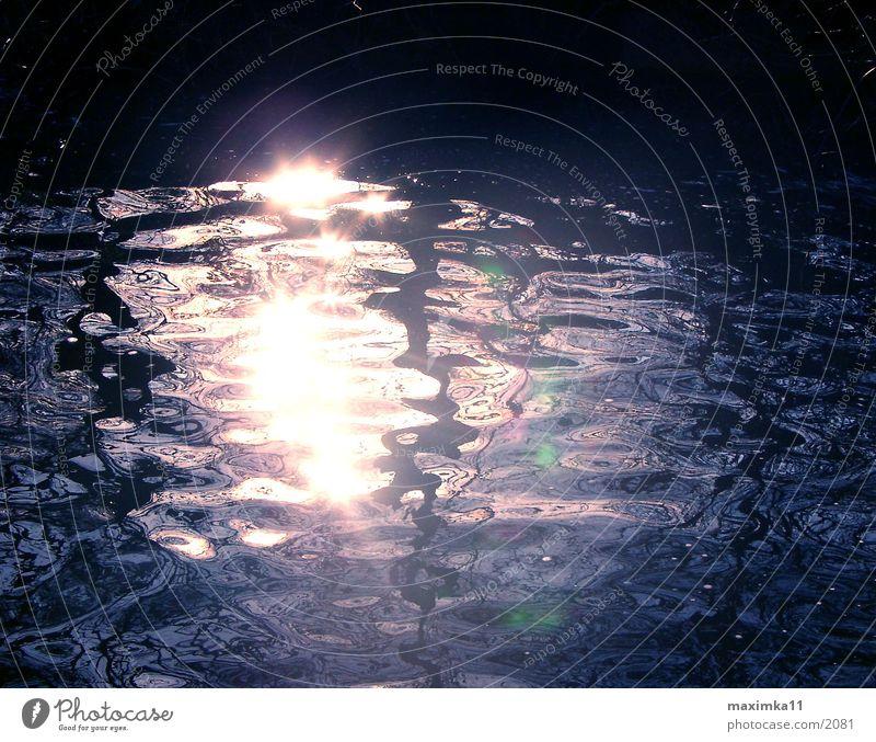 waterlight Licht Reflexion & Spiegelung Wasser Sonne Beleuchtung