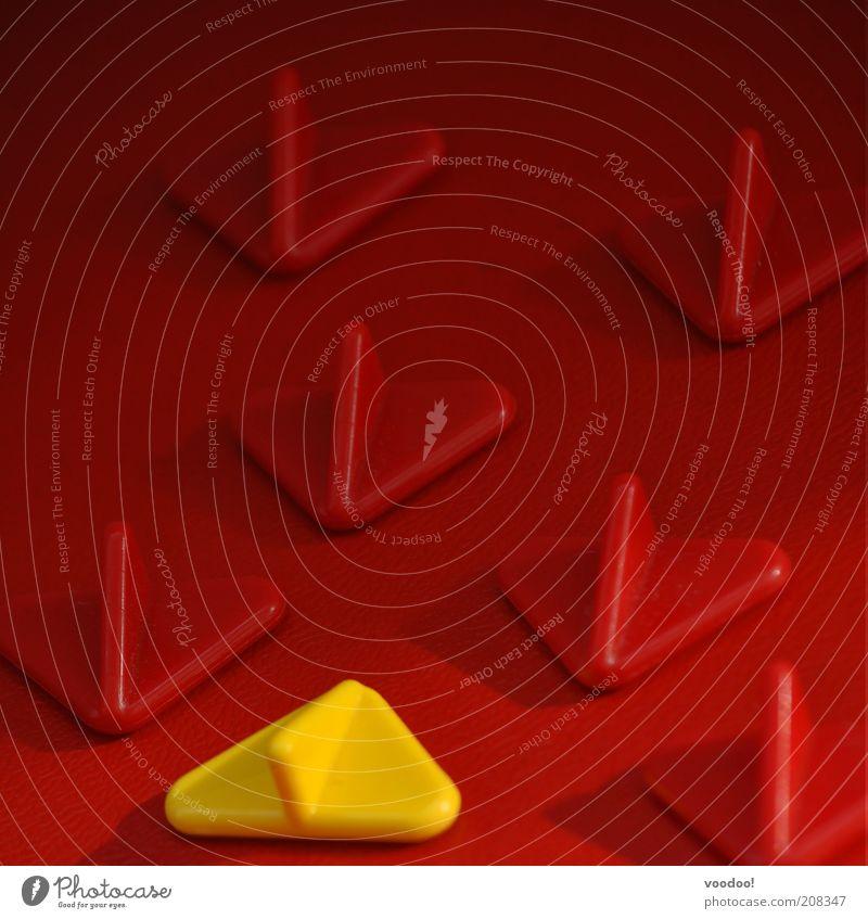 Starship Troopers! rot gelb Ordnung mehrere außergewöhnlich Kunststoff Spielzeug Symbole & Metaphern Teile u. Stücke gegen Gegenteil Willensstärke Spielfigur Tatkraft Außenseiter