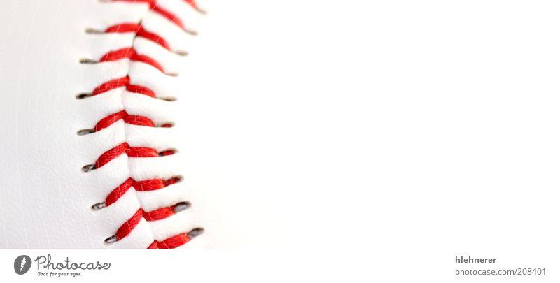 Baseball Sport Kultur Gras Leder werfen neu rot weiß Gerät Fastball Erholung national rund Ball Basis Team Aktion Liga Objekte Feld Amerikaner spielen Hardball