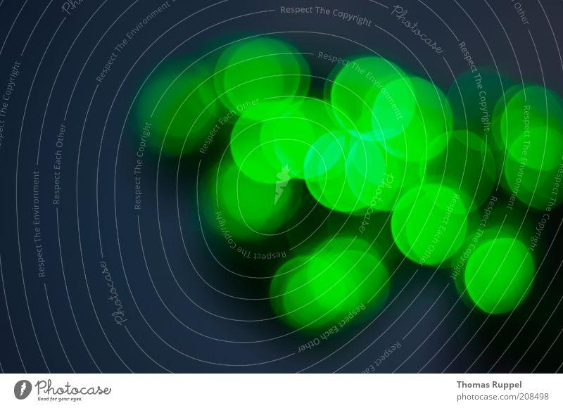 grün schön grün Freude Lampe Gefühle Glück hell Beleuchtung Hintergrundbild Design Lifestyle Kreis Fröhlichkeit rund Freizeit & Hobby leuchten