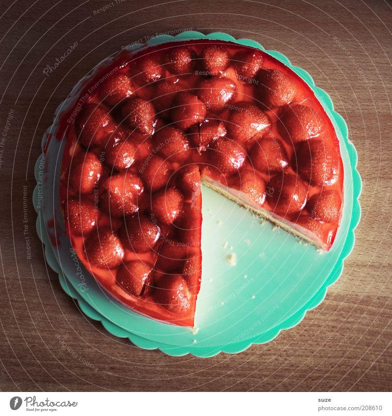 20% Beteiligung Lebensmittel Frucht Kuchen Dessert Ernährung Kaffeetrinken Bioprodukte Vegetarische Ernährung Tisch frisch lecker süß Appetit & Hunger