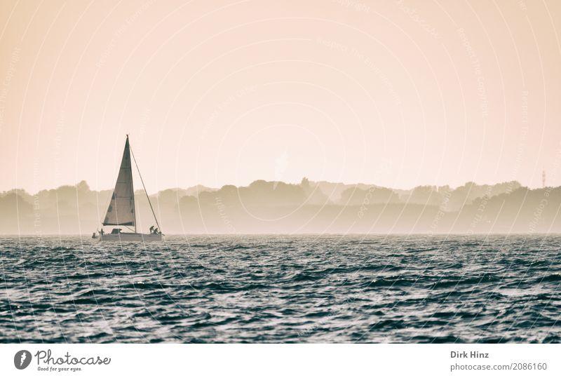Geh' mal wieder offline... Ferien & Urlaub & Reisen Ausflug Ferne Freiheit Sommer Sommerurlaub Meer Wellen Sport Wassersport Segeln Natur Landschaft Küste frei