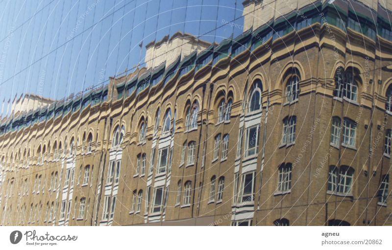gebäude Haus Gebäude Freizeit & Hobby Spiegel Spiegelfront
