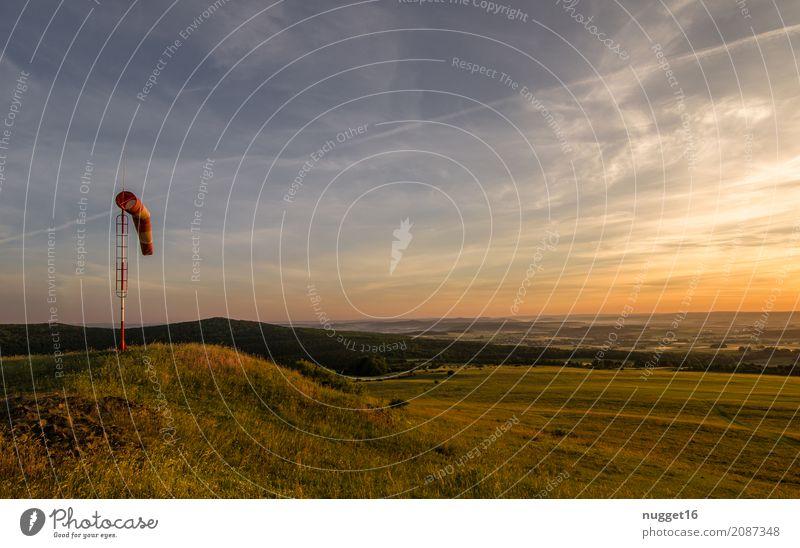auf dem Dörnberg in Nordhessen 3 Ferien & Urlaub & Reisen Tourismus Ausflug Ferne Sommer Sommerurlaub Berge u. Gebirge Umwelt Natur Landschaft Pflanze Himmel