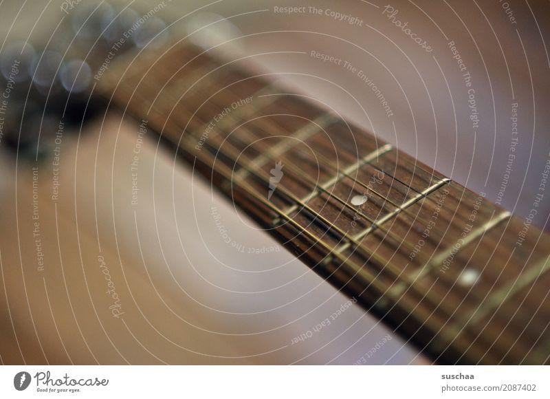 mal wieder neu saiten aufziehen (4) Gitarre Saite Draht stahlseiten Westerngitarre braun Holz Musik Musikinstrument Ton Geräusch akustisch akustikgitarre