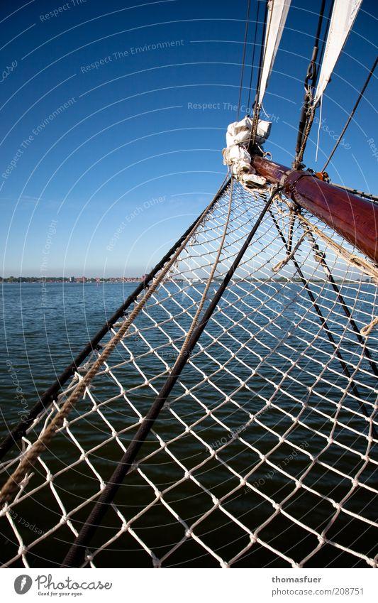 Amerika ? Wasser Himmel Sonne Meer Sommer Strand Ferien & Urlaub & Reisen Ferne Freiheit Luft Erde Wellen Küste Horizont Ausflug Abenteuer