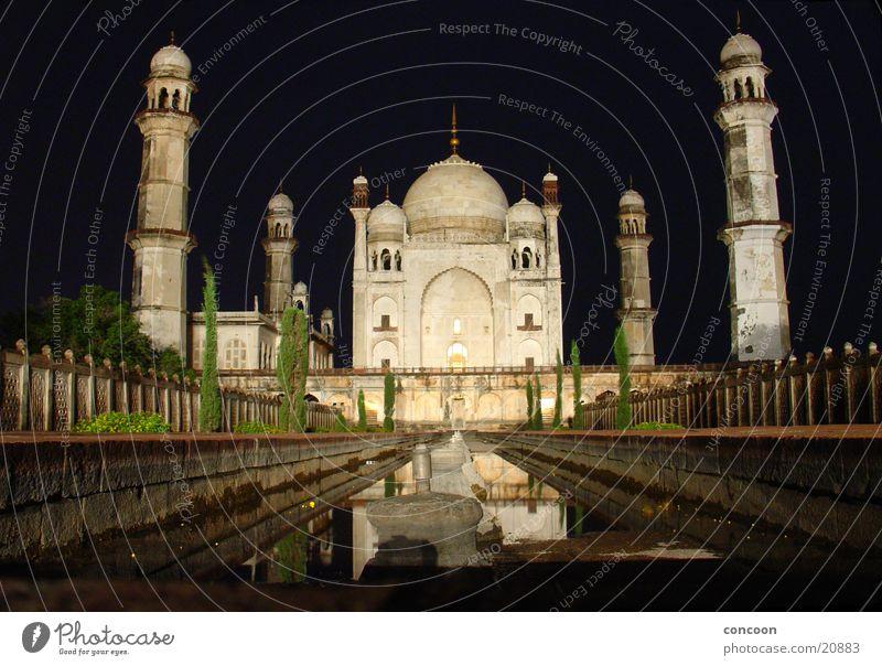 Bibi-ka-Makbara Aurangabad (Indien) groß Turm Asien geheimnisvoll Bauwerk mystisch Grabmal Los Angeles Taj Mahal Maharashtra