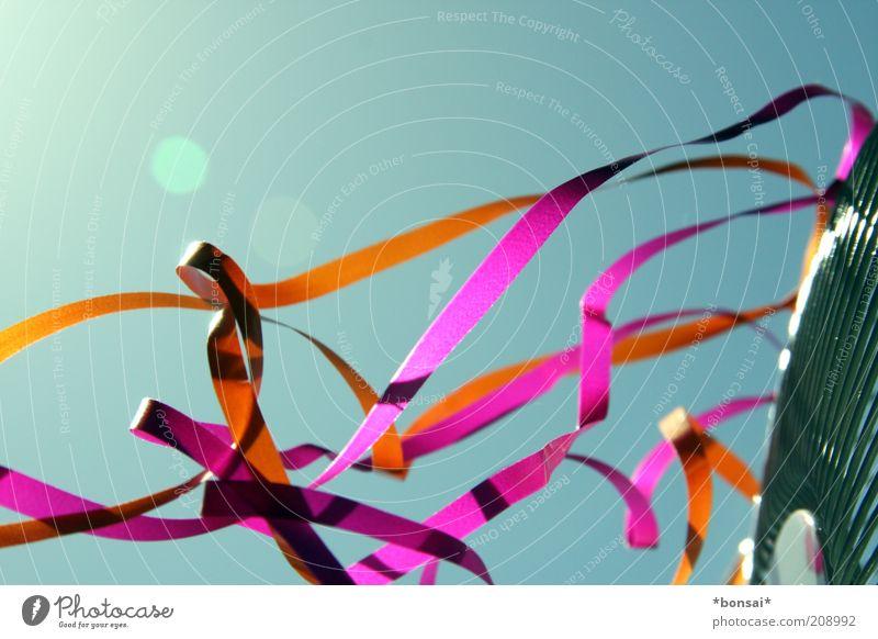 flatterband Dekoration & Verzierung Ventilator Schleife Kitsch Krimskrams Gitter Schnur Bewegung fliegen leuchten dünn frei frisch glänzend Geschwindigkeit