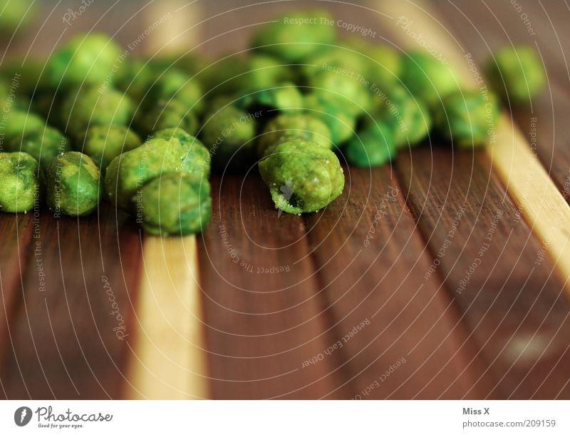 Wasabi - Erbsen Lebensmittel Gemüse Kräuter & Gewürze Ernährung Picknick Bioprodukte Vegetarische Ernährung Asiatische Küche lecker rund Snack Erdnuss