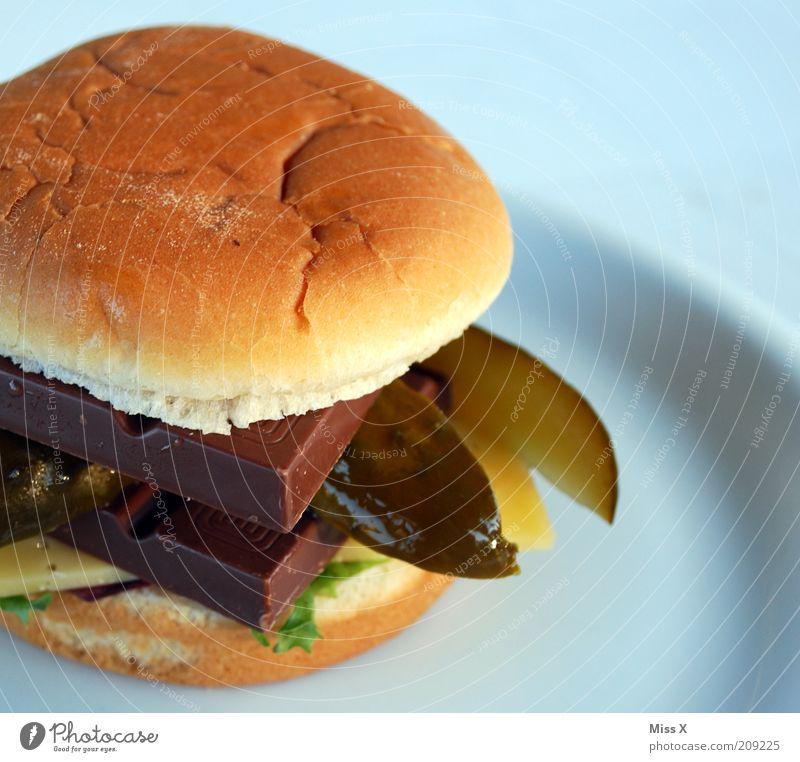 Endlich: Der McPregnant Lebensmittel Gemüse Brötchen Schokolade Ernährung Mittagessen Abendessen Fastfood genießen Ekel lecker Appetit & Hunger bizarr Gurke
