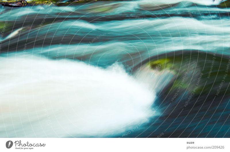 Bildquelle Abenteuer Wellen Umwelt Natur Landschaft Wasser Klima Flussufer Bach Stein Linie Streifen entdecken außergewöhnlich fantastisch kalt nachhaltig nass