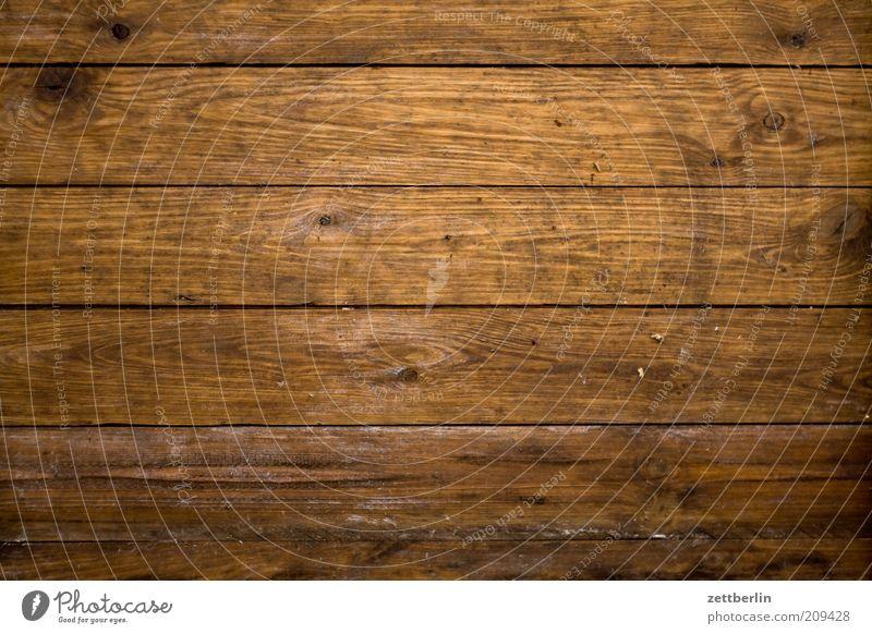 Bretter Holz Wand Maserung Fuge Farbfoto Muster Strukturen & Formen Menschenleer Holzbrett Holzwand Fassade trist braun Tag