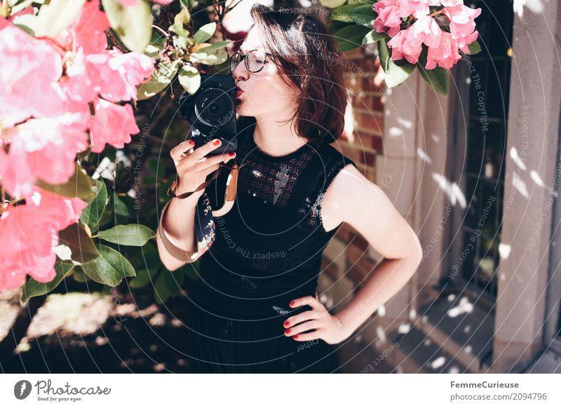 Roadtrip West Coast USA (88) feminin Junge Frau Jugendliche Erwachsene 1 Mensch 18-30 Jahre 30-45 Jahre Freizeit & Hobby Freude Fotograf Fotografie