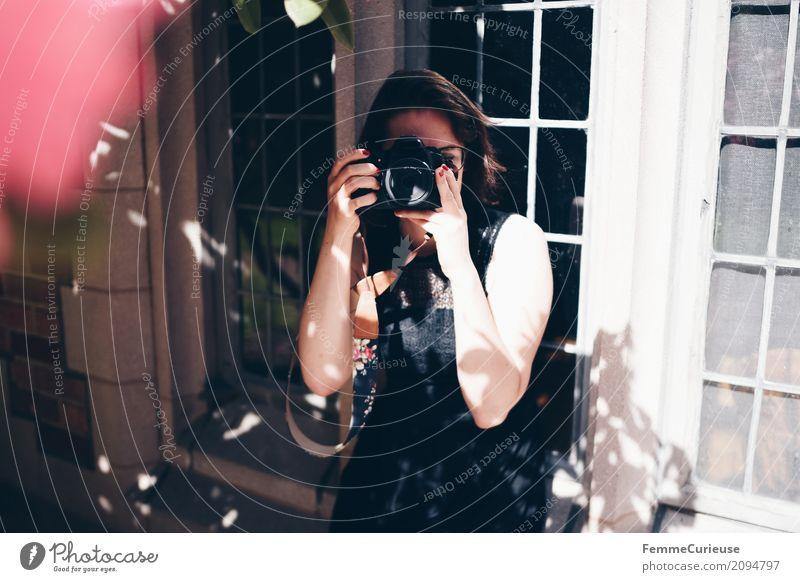 Roadtrip West Coast USA (104) feminin Junge Frau Jugendliche Erwachsene Mensch 18-30 Jahre 30-45 Jahre Freizeit & Hobby Fotograf Fotografie Fotografieren