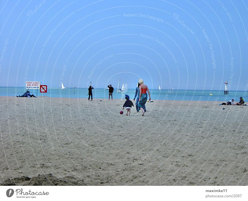 Ready for the summer? Mensch Frankreich Nordsee Normandie