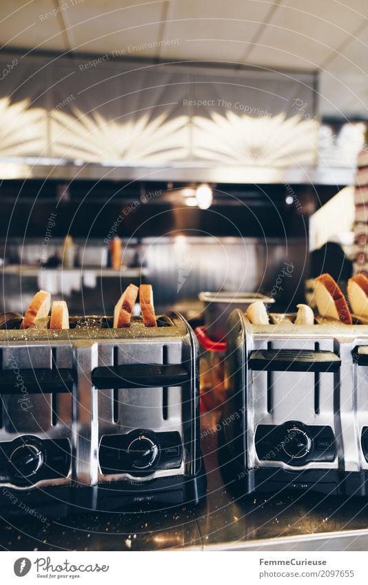 Roadtrip West Coast USA (114) Ernährung genießen Toaster Toastbrot Backwaren Diner Restaurant Frühstück Westküste Kalifornien San Francisco Küche Essen Lokal