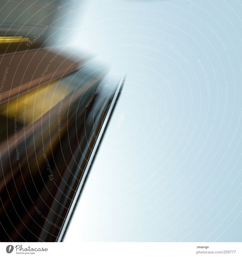 Growth Himmel Haus Gebäude Architektur Design Hochhaus hoch Fassade verrückt Lifestyle Wachstum Zukunft Wandel & Veränderung außergewöhnlich Bauwerk skurril
