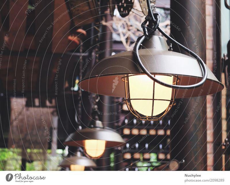 Vintage Beleuchtung Lampendekor Reichtum Design Dekoration & Verzierung Möbel Restaurant Kunst Architektur Mode Kerze Metall leuchten dunkel retro schwarz