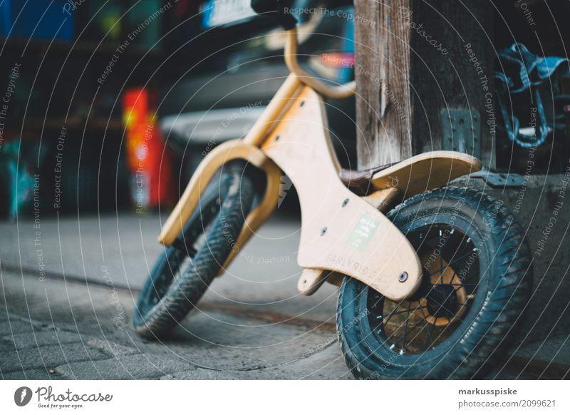Holz Laufrad Lifestyle Stil Design Freizeit & Hobby Spielen Kinderspiel Sommer Haus Garten Sport Fahrradfahren laufrad Kinderfahrrad lernen Kindergarten