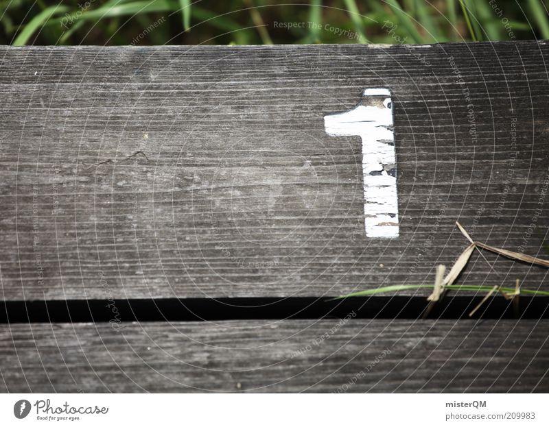 #1 Holz Schilder & Markierungen ästhetisch Platz Schriftzeichen Ziffern & Zahlen Symbole & Metaphern Holzbrett erste Sitzreihe abstrakt Textfreiraum links beste