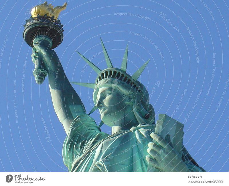 Statue of Liberty Freiheit USA Amerika Symbole & Metaphern New York City Freiheitsstatue Nordamerika