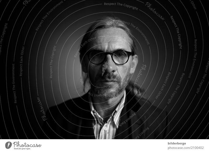 portrait Mann Gesicht Erwachsene Auge Lifestyle Gefühle Kunst Haare & Frisuren Brille Künstler Fotograf Selfie