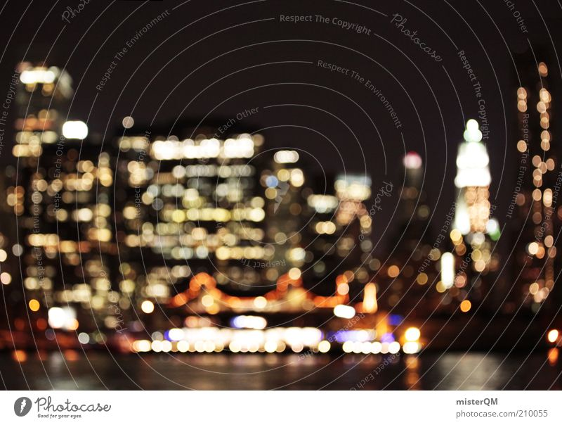 Am Pier. Kunst ästhetisch New York City USA Skyline Hochhaus Stadt Stadtzentrum Brooklyn Urlaubsfoto Urlaubsstimmung Grossstadtromantik Romantik Wasser Fluss