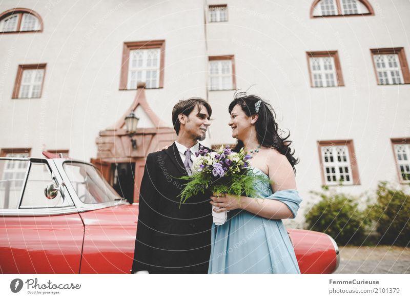 Love is in the air (76) maskulin feminin Frau Erwachsene Mann 2 Mensch 18-30 Jahre Jugendliche 30-45 Jahre Glück Hochzeit Hochzeitspaar Ehe Ehepaar Ehefrau