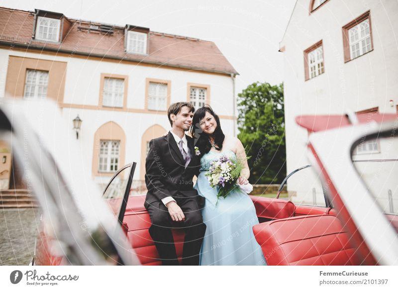 Love is in the air (87) maskulin feminin Frau Erwachsene Mann 2 Mensch 18-30 Jahre Jugendliche 30-45 Jahre Glück Ehe Ehefrau Ehemann Ehepaar Hochzeit