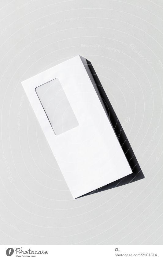 was zur verfügung stand / briefumschlag Büro Kommunizieren Papier einfach Brief Post Schreibwaren Büroarbeit Briefumschlag