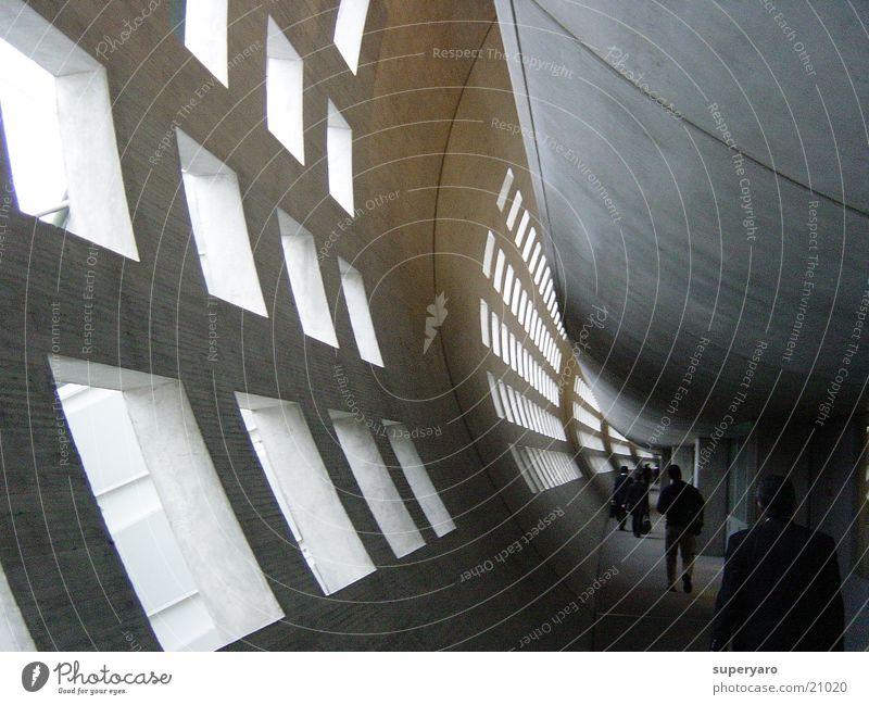 Paris Luftverkehr Tunnel Flughafen Frankreich