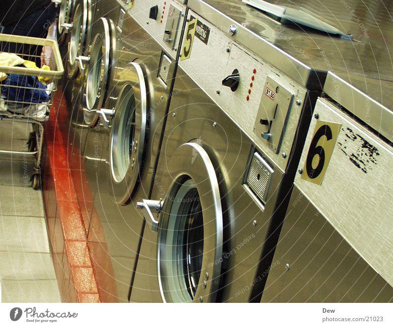Waschmaschinen Industrie Maschine