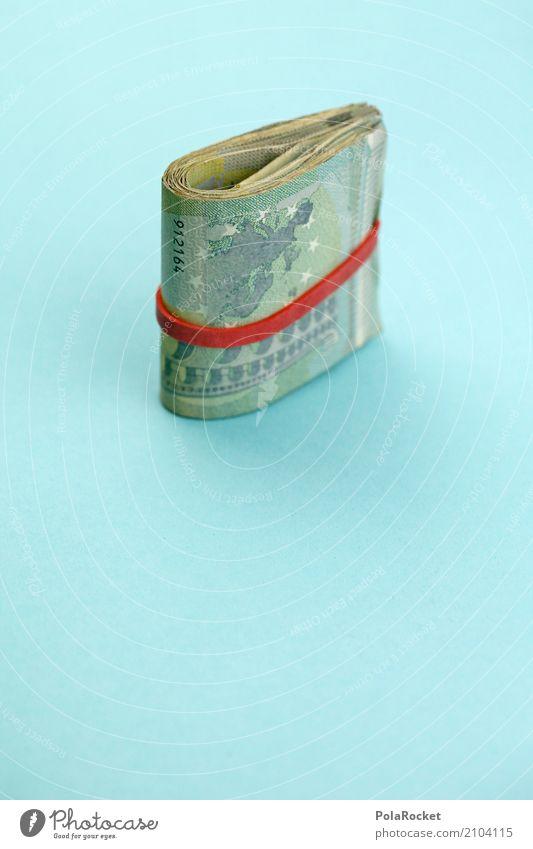 #AS# Taschengeld IV Kunst ästhetisch Geld Geldinstitut Geldscheine sparen Euro Kapitalwirtschaft Bündel Kapitalismus Geldgeschenk Geldkapital Geldgeber