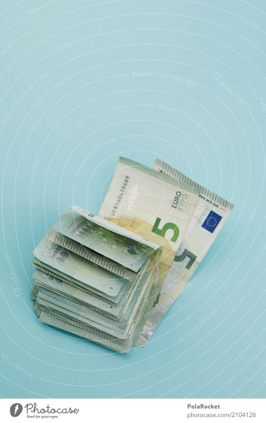 #AS# Taschengeld VIII Kunst ästhetisch Geld Geldinstitut Geldscheine Geldgeschenk Geldkapital Geldgeber Geldverkehr 5 Euro Euroschein reich Reichtum sparen