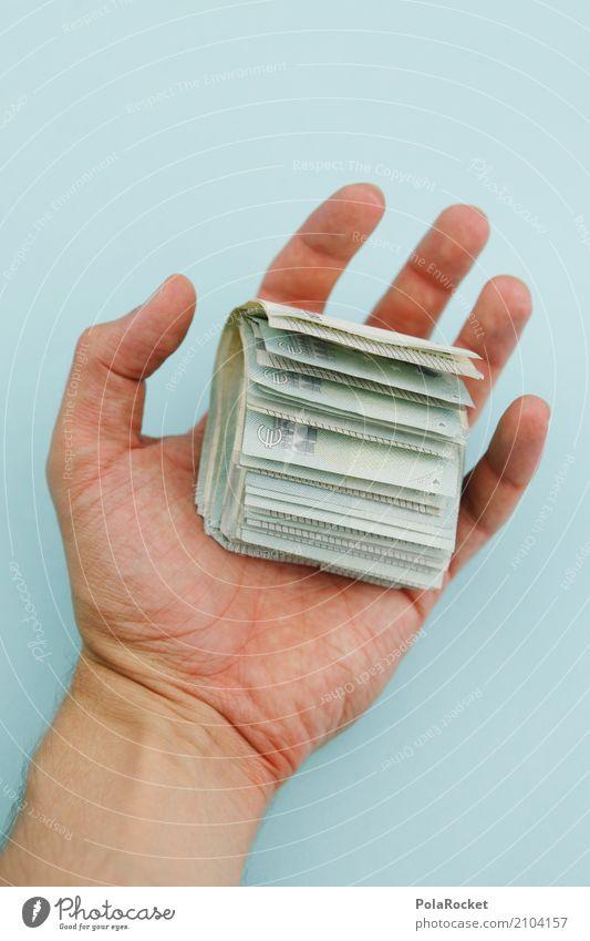#AS# Taschengeld XIII Kunst ästhetisch Geld viele Geldinstitut Kunstwerk Geldscheine sparen schenken geben Geldgeschenk Geldnot Geldkapital Geldgeber