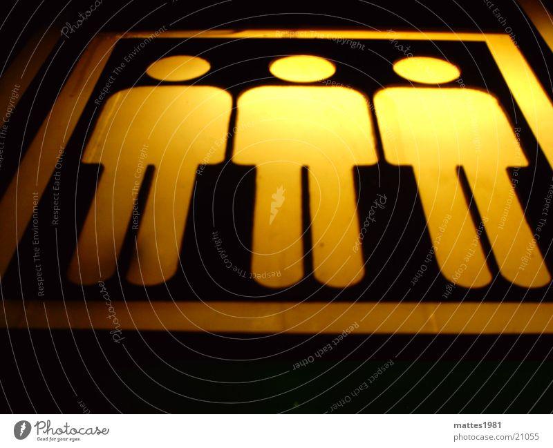 Upload Mensch Mann schwarz gelb Menschengruppe PKW Lampe Schilder & Markierungen 3 gefährlich Sicherheit Hinweisschild bedrohlich Sportmannschaft Teamwork