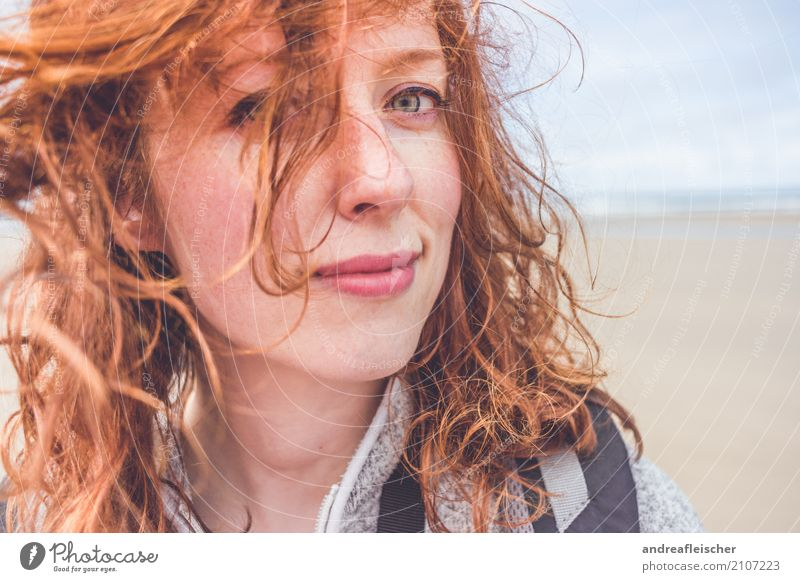 Road Trip // West Coast USA, Oregon Mensch Ferien & Urlaub & Reisen Jugendliche Junge Frau Sommer ruhig Freude Ferne Strand 18-30 Jahre Erwachsene Lifestyle