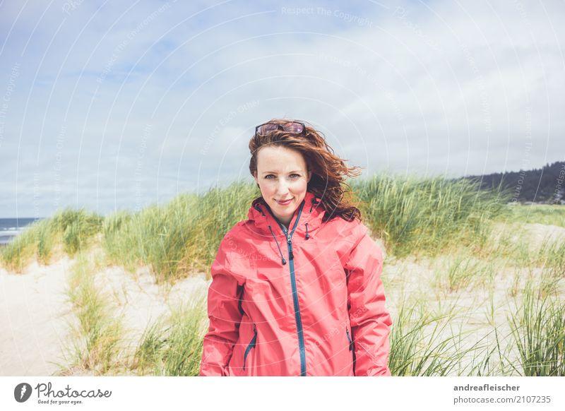 Road Trip // West Coast USA, Oregon Mensch Ferien & Urlaub & Reisen Jugendliche Junge Frau Sommer schön Meer Freude Ferne Strand 18-30 Jahre Erwachsene