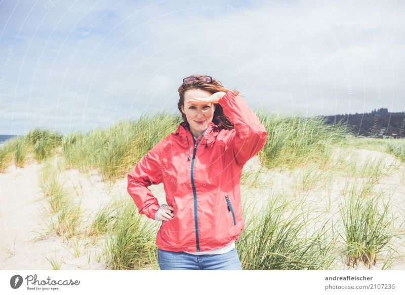 Road Trip // West Coast USA, Oregon Mensch Ferien & Urlaub & Reisen Jugendliche Junge Frau Sommer schön Sonne Freude Ferne Strand 18-30 Jahre Erwachsene