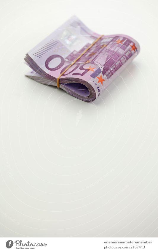 Real Money VII Kunst ästhetisch Euro Euroschein Europa Geld cash Bargeld Rücklage Polster Erfolg Trostpreis Gewinnspiel reich Reichtum Taschengeld Bündel